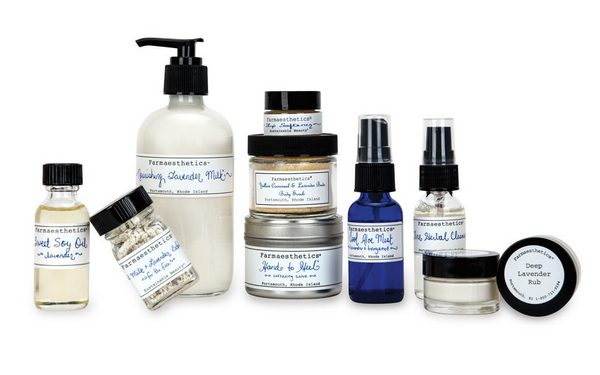 Natural skin care brands: Farmesthetics
