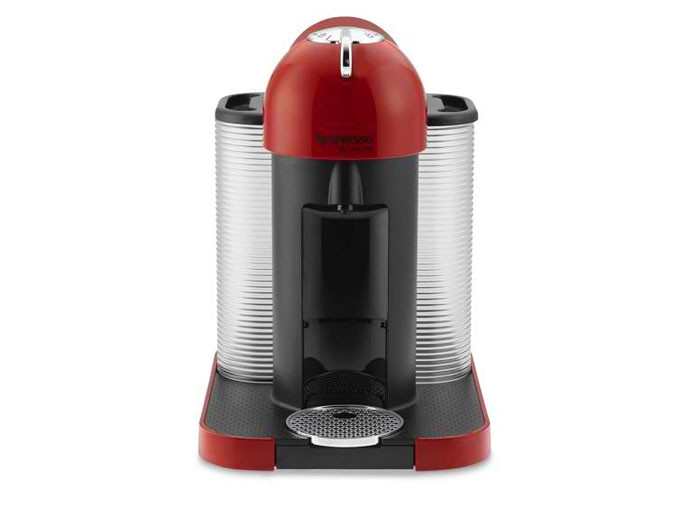 mother's day gift: nespresso vertoline coffee + espresso maker  | cool mom picks