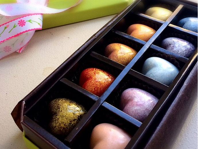 mother's day gift: norman love confections  | cool mom picks