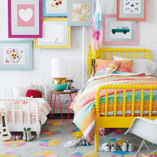 Oh Joy for Land of Nod: A new line of baby gifts and decor bursting with fun.