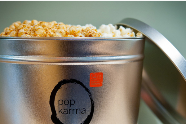 Pop Karma Gourmet Popcorn Gifts