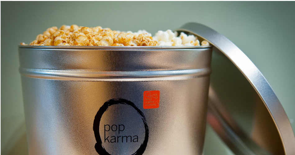 Pop Karma gourmet popcorn will spoil you for every other popcorn for life.