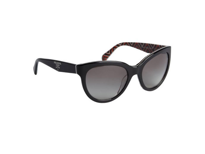 mother's day gift: prada cat-eye sunglasses  | cool mom picks