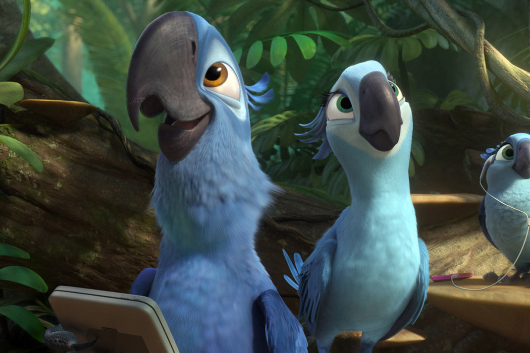 Rio 2 Movie Review: Blu and Jewel | Cool Mom Picks