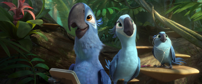 Rio 2 movie review: Grab your fanny pack, go outside, and teach the kids to samba.