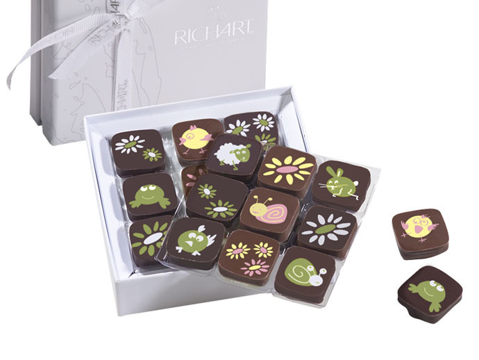mother's day gift: spring gourmet chocolates  | cool mom picks