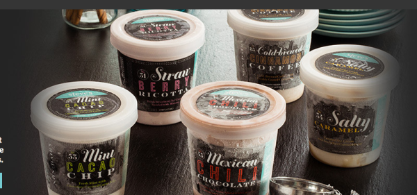 Steve's Ice Cream flavors on Cool Mom Picks