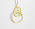 mother's day gift: 3 generations necklace  | cool mom picks