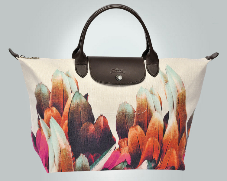 Colorful bags for spring: Tribu Longchamp | Cool Mom Picks