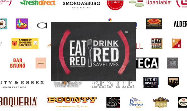 Eat (RED) Drink (RED) by Project (RED)| Cool Mom Picks