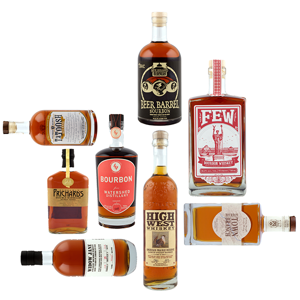MOUTH indie online liquor store: Bourbon Every Month subscription | Cool Mom Picks
