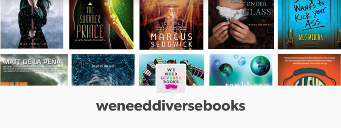 Cool Moms agree: #WeNeedDiverseBooks