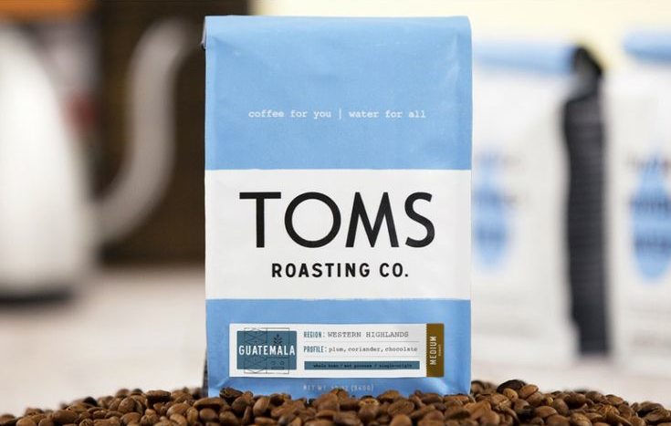 TOMS Roasting Co. single origin coffee| Cool Mom Picks