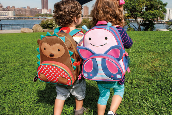 New Skip Hop Zoo Packs: Hedgehog and Butterfly| Cool Mom Picks