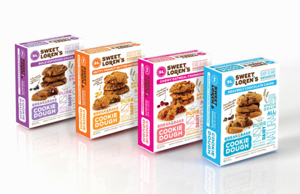 Sweet Loren's ready-to-bake cookie dough and brownie batter | Cool Mom Picks