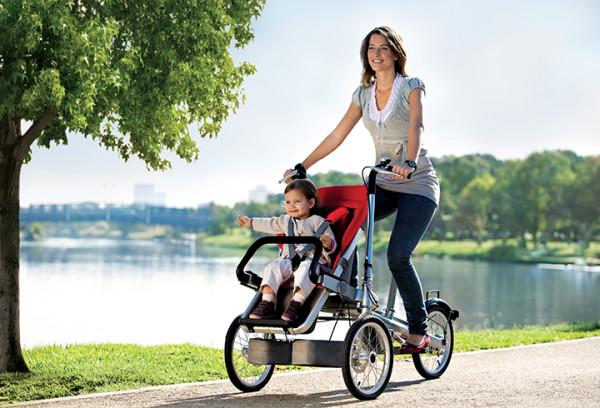 Taga Bike Stroller Combo | Cool Mom Picks