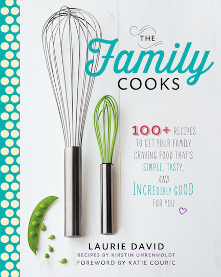 The Family Cooks book by Laurie David