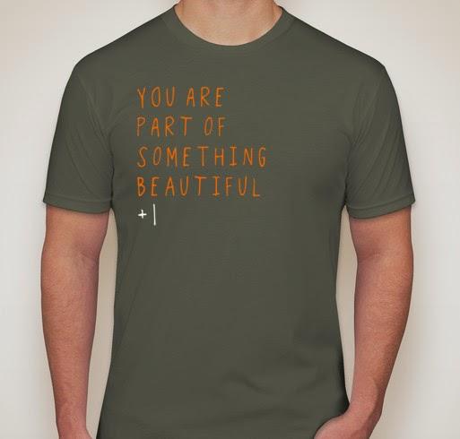 Adoption +1 t-shirt | Cool Mom Picks