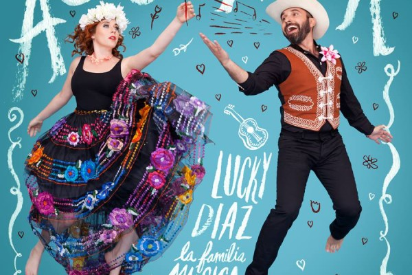 Aqui, Alla kids' music by Lucky Diaz | Cool Mom Picks