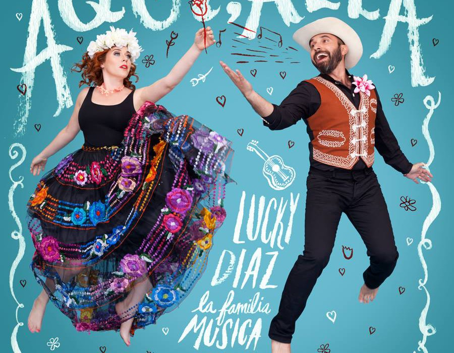 Aqui, Alla kids' music by Lucky Diaz | Cool Mom Picks