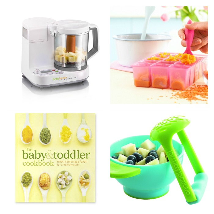 What do I need to make homemade baby food? Our favorite tools and appliances.
