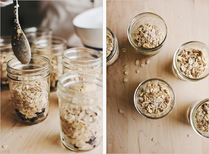 homemade baked blueberry oatmeal recipe - Sprouted Kitchen