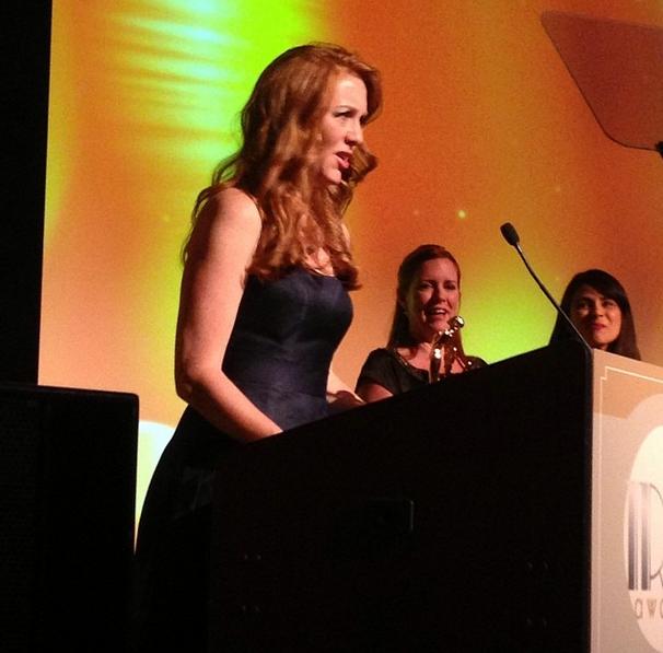 Iris Award Winner Katherine Stone of Postpartum Progress