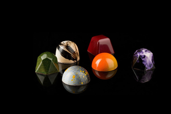 Kollar Chocolates make gorgeous gourmet food gifts