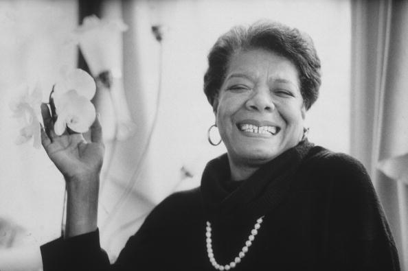 Maya Angelou photo: Stephen Matteson Jr