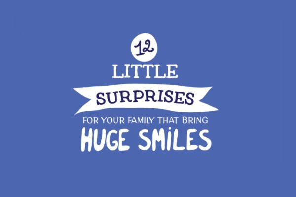 12 little surprises for families | Cool Mom Picks