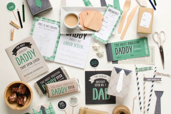 Free Father's Day printables by tinyme via Cool Mom PIcks