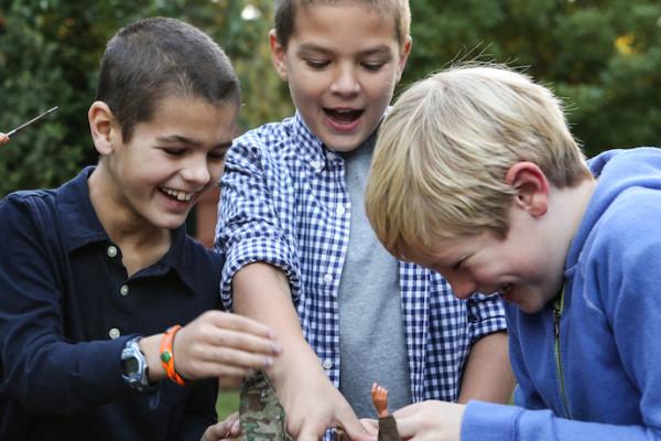 Generation Grit | Kickstarter Campaign for boys action figures