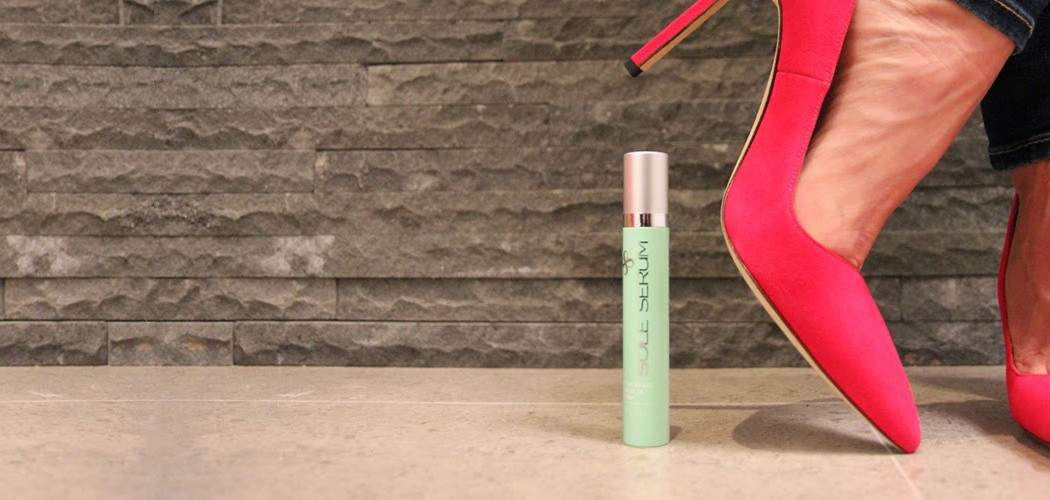 Sole Serum organic foot relief soothes the outches from heels and new shoes | Cool Mom Picks