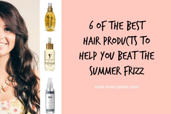 Best anti-frizz hair products | Cool Mom Picks