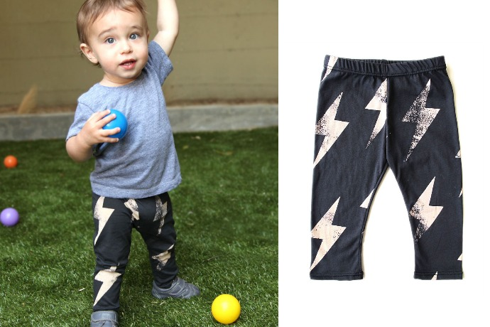 Chaboukie leggings for babies and kids also support kids in need