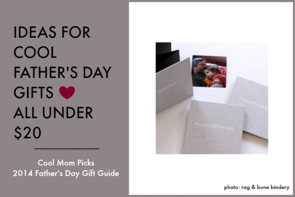 Father's Day gift ideas all under $20 | Cool Mom Picks