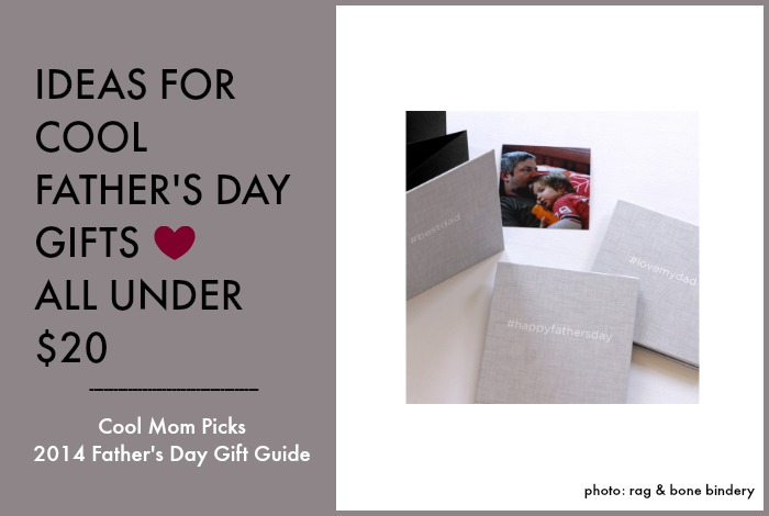 13 cool gifts for dad under $20: 2014 Father's Day Gift Guide