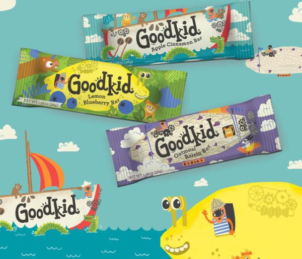 Healthy kids snacks: Goodkid snack bars | Cool Mom Picks