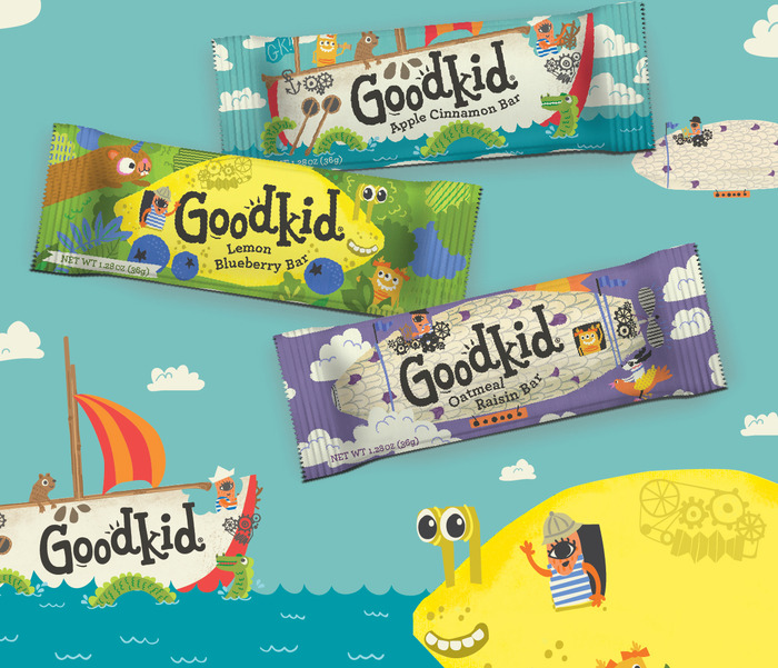 Here come more healthy kids snacks, if the Goodkid Kickstarter takes off.