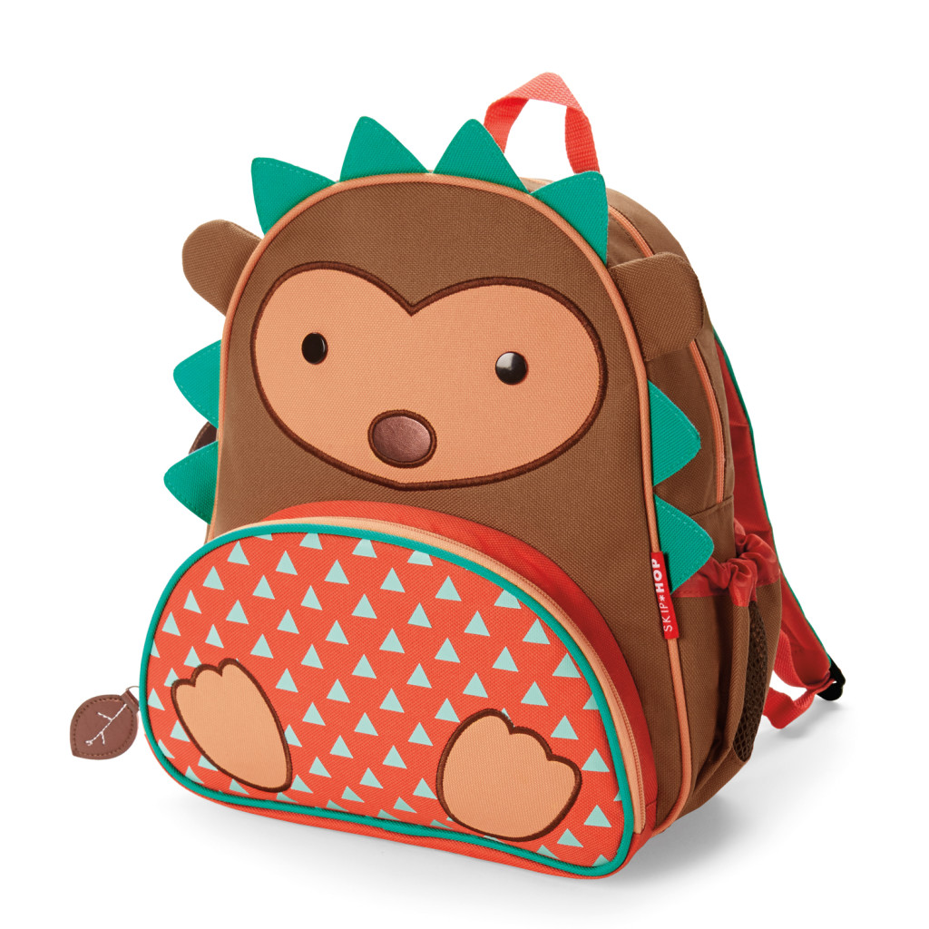 Hedgehog backpack for little kids at Skip*Hop