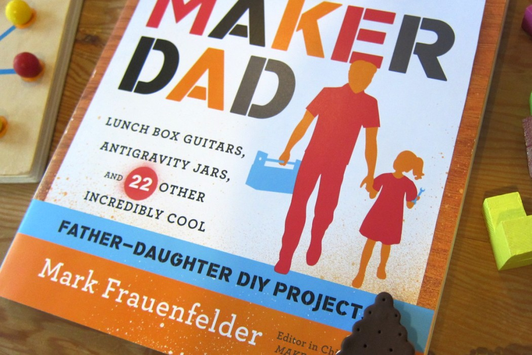 Maker Dad book review | Cool Mom Picks