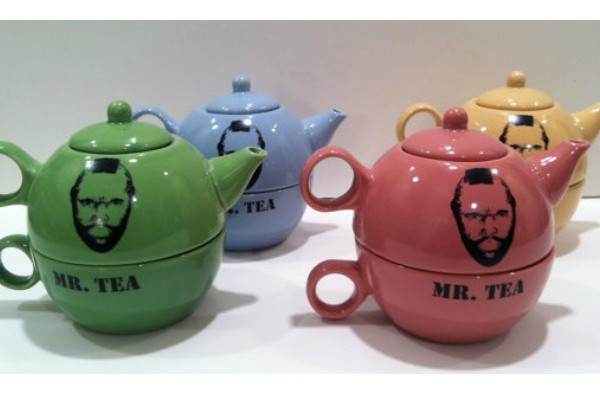 Mr. T teapot set - Squackdoodle | Cool Mom Picks
