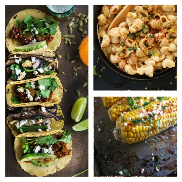 Vegetarian Father's Day recipes: Mexican menu | Cool Mom Picks