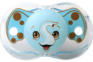 The ultimate cute self closing pacifiers for germaphobe parents
