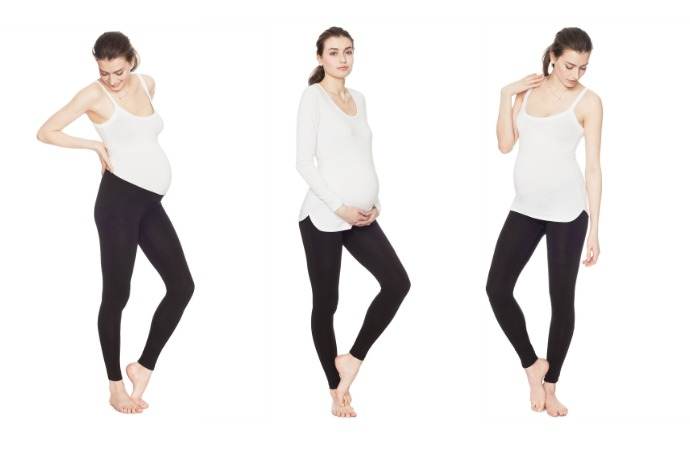 HATCH Layers makes maternity basics comfy, chic and convenient. Yes, all at once.