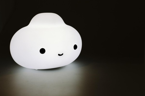 Adorable night light from FriendsWithUs: The Little Cloud Lamp