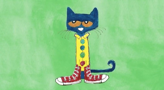 Pete the Cat on YouTube