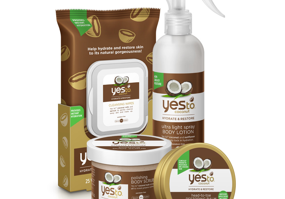 New Yes to Coconut skin care line: What we like about it