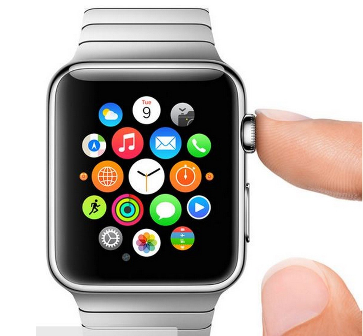 Apple Watch info on Cool Mom Tech