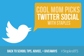 Join us for a Twitter social to help you get ready for back to school